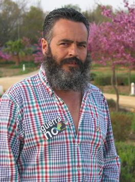 Juán Manuel Sánchez Gordillo, Alcalde de Marinaleda.....